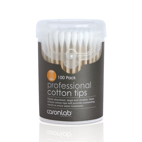 Caronlab Professional Cotton Tips (100 pack)