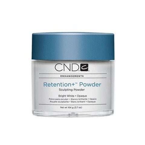 CND Sculpting Powder Retention+ Bright White - Opaque (104g)