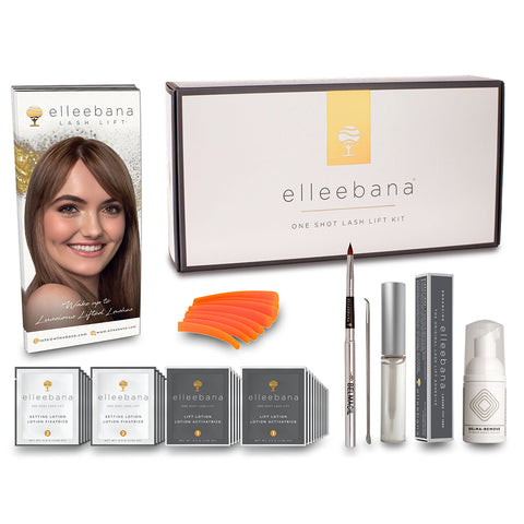 Elleebana One Shot Lash Lift Kit - Professional 30 Services
