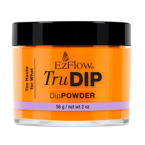 EzFlow TruDip Nail Dipping Powder - Too Haute for What (56g)
