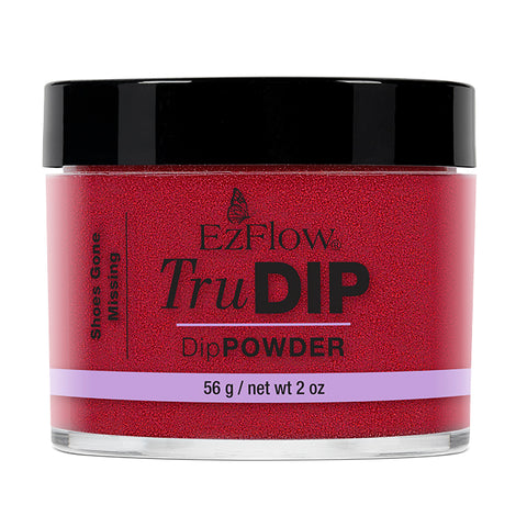 EzFlow TruDip Nail Dipping Powder - Shoes Gone Missing (56g)
