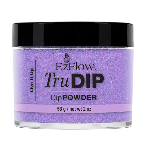 EzFlow TruDip Nail Dipping Powder - Live It Up (56g)