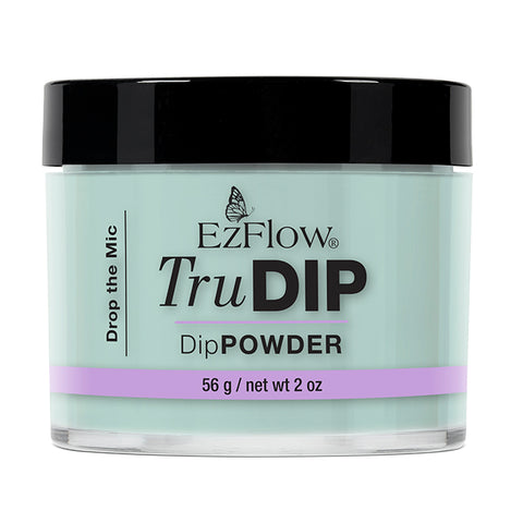 EzFlow TruDip Nail Dipping Powder - Drop the Mic (56g)