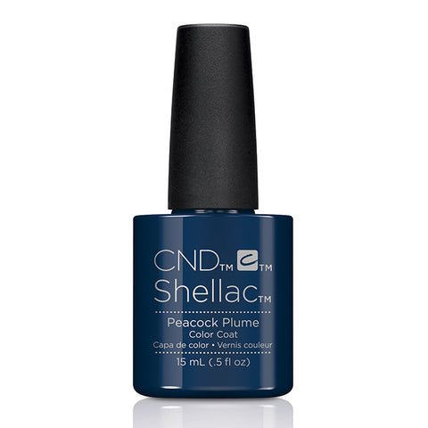CND Shellac Peacock Plume (15ml)
