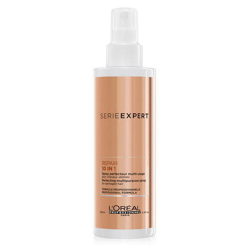 L'Oreal Professionnel Absolut Repair Gold 10-in-1 Spray (190ml)