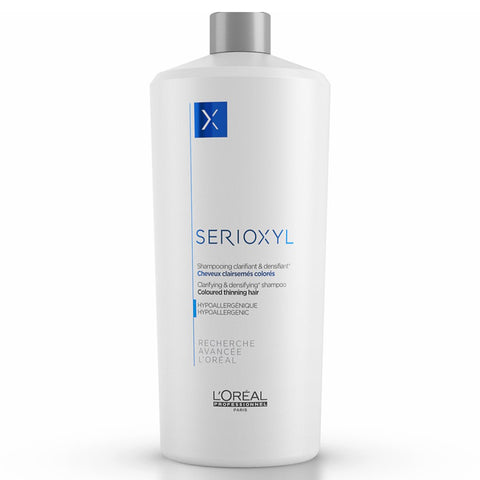 L'Oreal Professionnel Serioxyl Shampoo for Coloured Hair (1000ml)