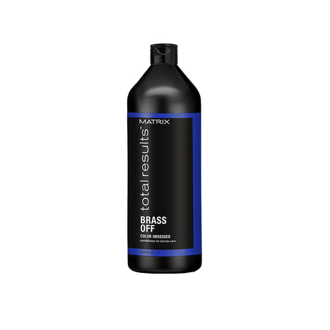 Matrix Total Results Brass Off Conditioner (1 Litre)