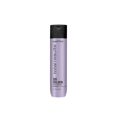 Matrix Total Results Color Obsessed So Silver Shampoo (300ml)