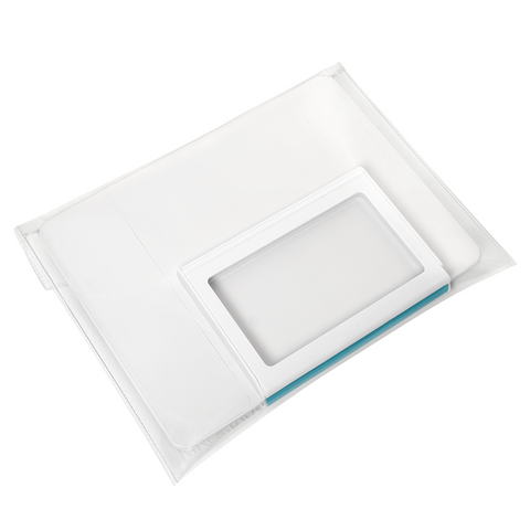 Glamcor Riki Envelope (Clear)