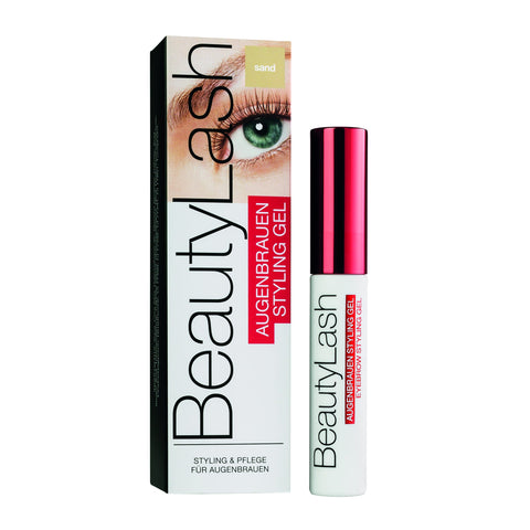 BeautyLash Eyebrow Styling Gel - Sand (6ml)