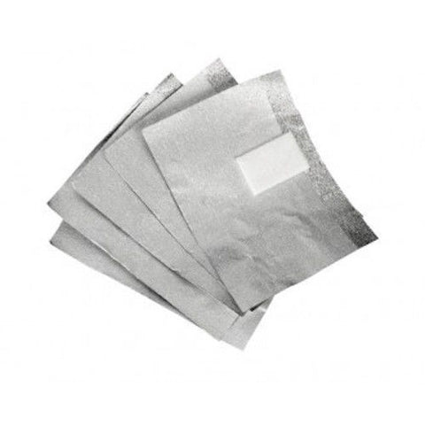 CND Foil Remover Wraps 10 Pieces
