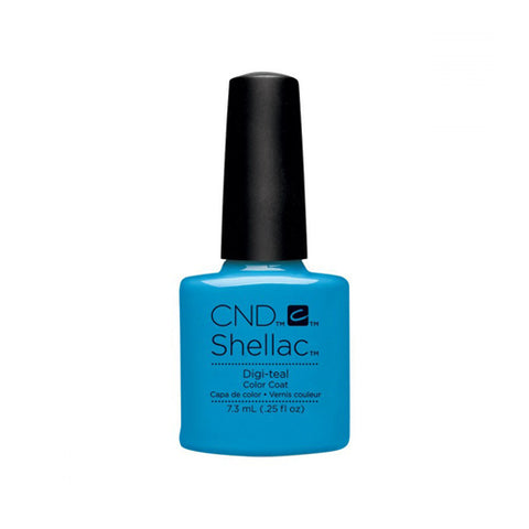 CND Shellac Digi-Teal (7.3ml)