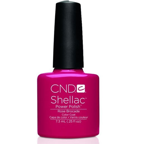 CND Shellac Rose Brocade (7.3ml)