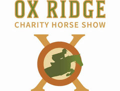 OX Ridge Charity Horse Show Logo