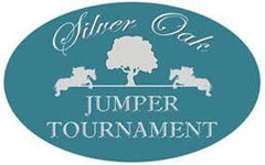 Silver Oak Jumper Tournament Logo