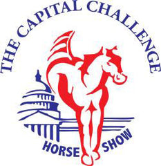 The Capital Challenge Horse Show Logo
