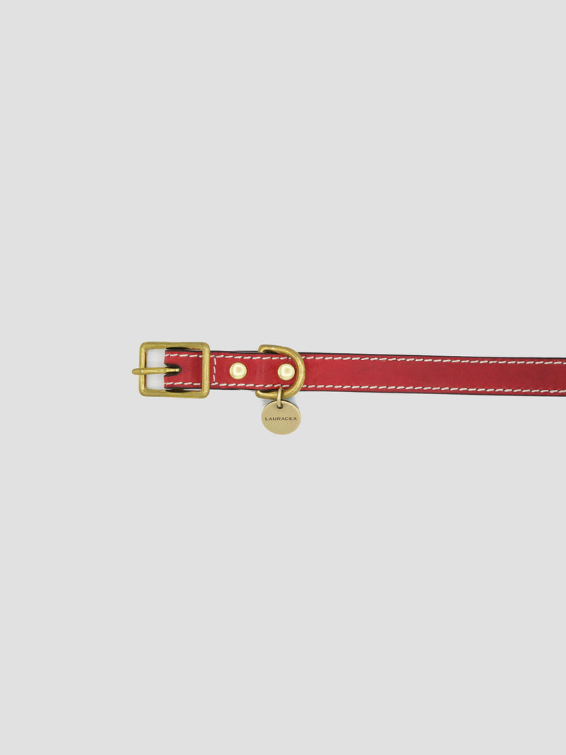 Dog Kit Red [Collar Accessories, Leash Accessory]