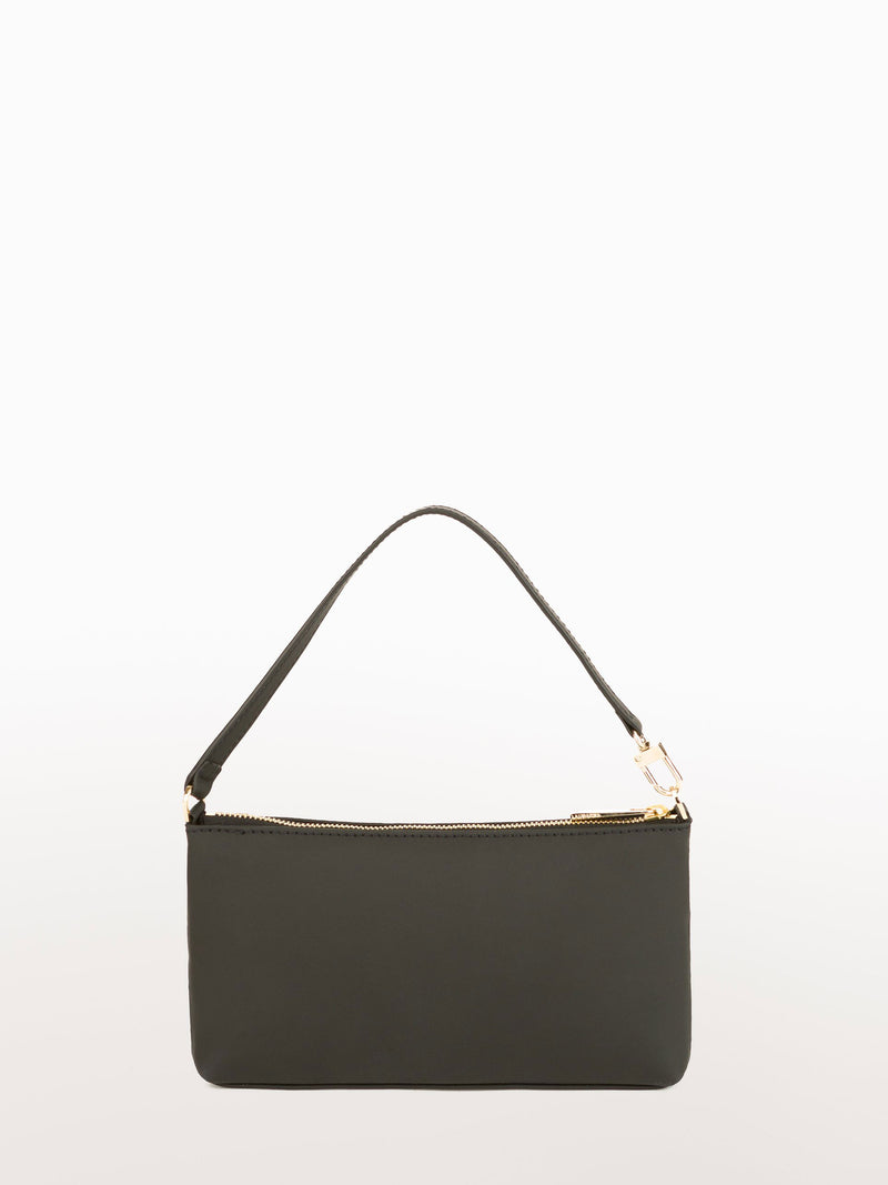 Mini Black Matte [Equestrian Accessories, Leather Accessories, Black Matte Leather Clutch]