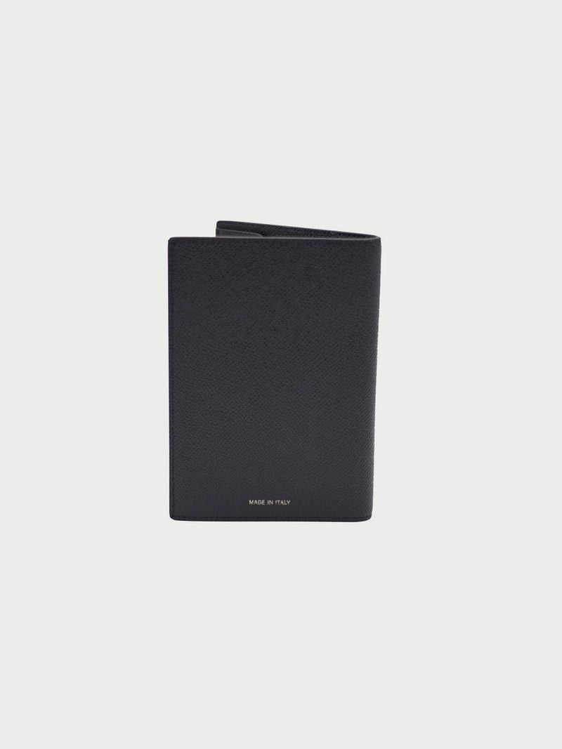 Passport Case Black [Black Passport Wallet, Leather Passport Wallet, Black Passport Cases]