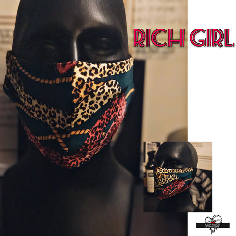 AM Rich Girl Mask