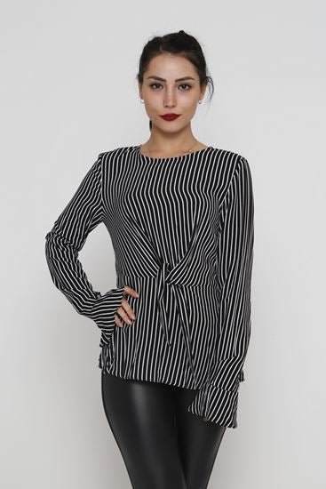 Striped Top - Marvy Fashion Boutique