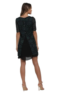 LACE DRESS - Marvy Fashion Boutique