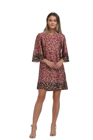 PRINTED DRESS - Marvy Fashion Boutique