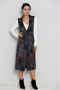 VEST BLAZER - Marvy Fashion Boutique
