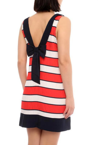 Color Block Mini Dress - Marvy Fashion Boutique