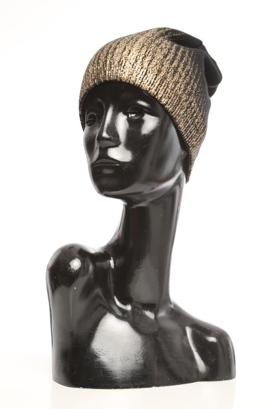 Glitter Embellished Beanie - Marvy Fashion Boutique