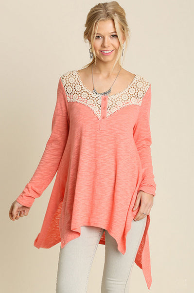BOHO CROCHET TOP - Marvy Fashion Boutique