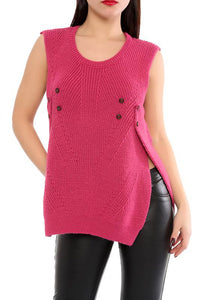 SWEATER VEST - Marvy Fashion Boutique