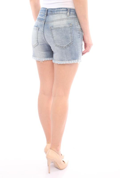 Short Jeans - Marvy Fashion Boutique