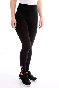BLACK LEGGINGS - Marvy Fashion Boutique