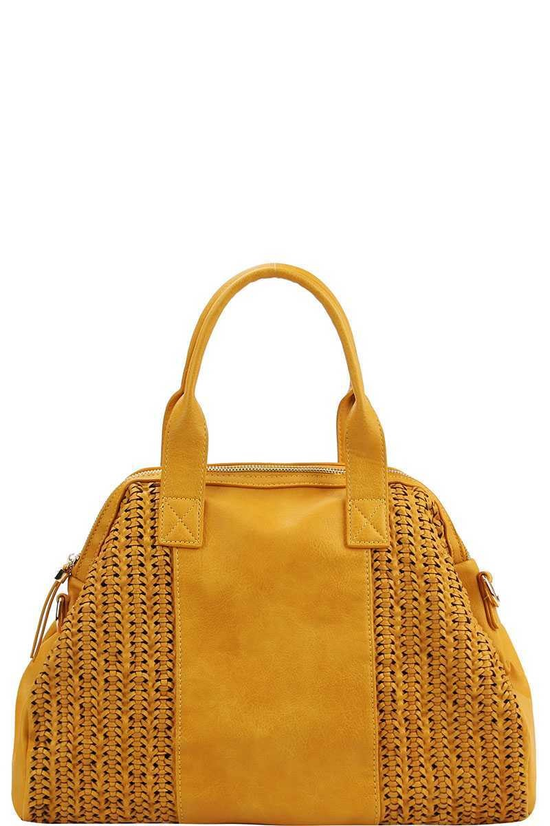 WOVEN HOBO BAG - Marvy Fashion Boutique