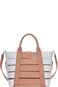 CUT-OUT BUCKET BAG - Marvy Fashion Boutique
