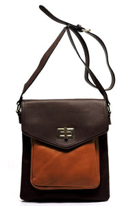 Colorblock Cross Body Bag - Marvy Fashion Boutique