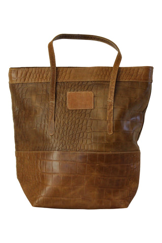Leather Bucket Bag - Marvy Fashion Boutique