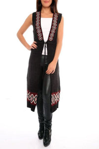 LONG VEST DUSTER - Marvy Fashion Boutique