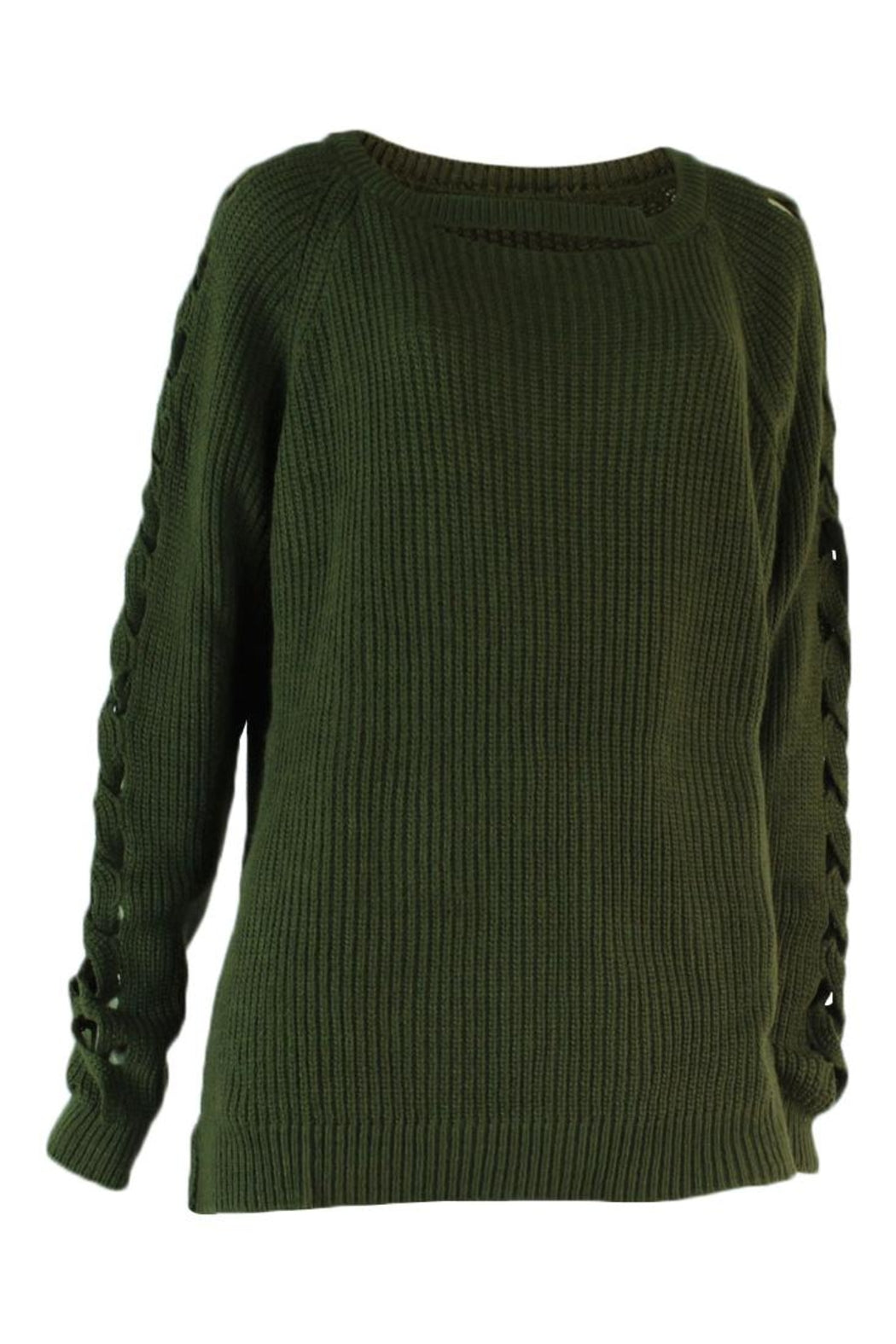 LOOSE FIT SWEATER - Marvy Fashion Boutique