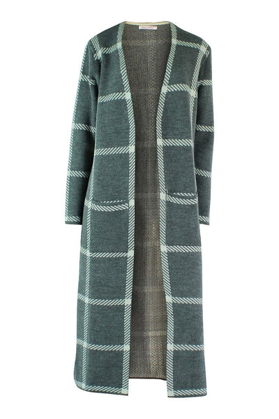 OPEN LONG CARDIGAN - Marvy Fashion Boutique