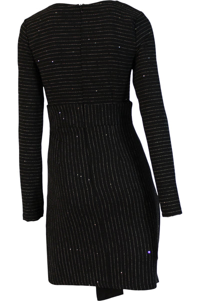 ASYMMETRIC WRAP DRESS - Marvy Fashion Boutique