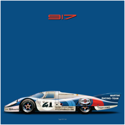 917 color series Die Cut Stickers