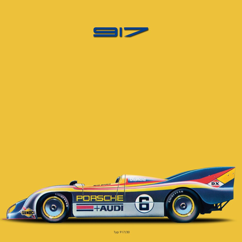 917 yellow color series Die Cut Stickers