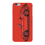 911 Speedster Clear Phone Cases