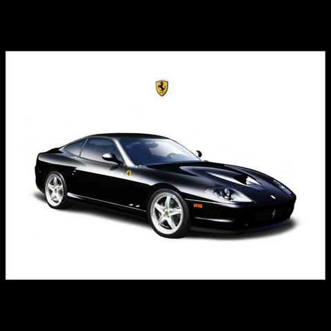 Ferrari Note Cards