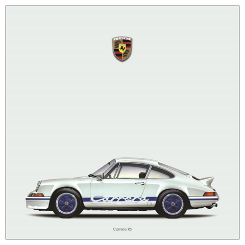 Carrera RS Cards