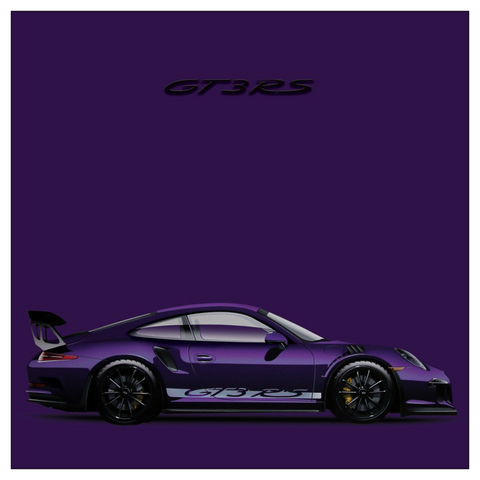 Flat CardsGT3 RS