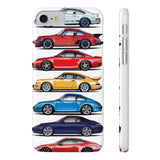 911 Moving Art Case Mate Slim Phone Cases