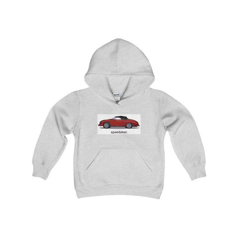 speedster. Kids Heavy Blend Hooded Sweatshirt
